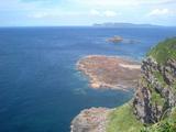 大碆灯台より的山大島方面