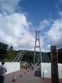 九重夢大吊橋の中村口