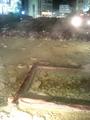 夜の草津温泉・湯畑