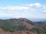 桜山公園周辺の紅葉