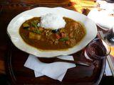 お食事処やまにのスープカレー