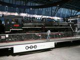 C57型蒸気機関車