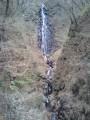 川原湯の不動滝