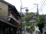 長谷寺の門前