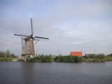 Kinderdijkの風車
