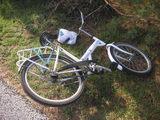 無料貸し出しの自転車