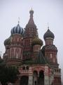 赤の広場、聖ワシリー聖堂