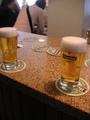 みんなビールを楽しみに来ている