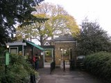 Kew Gardan Lion Gate