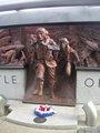 Battle of Britain記念碑中央部分