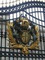 Buckingham Palace 紋章