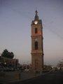 Jaffaにあるトルコ時代のの時計塔