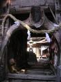 滝沢不動尊の入口