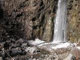 不動大滝の滝壺