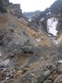 姥湯温泉の露天風呂