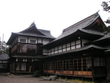 上杉神社隣のレストラン