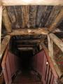 銀山温泉の銀鉱洞