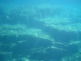 支笏湖の湖底